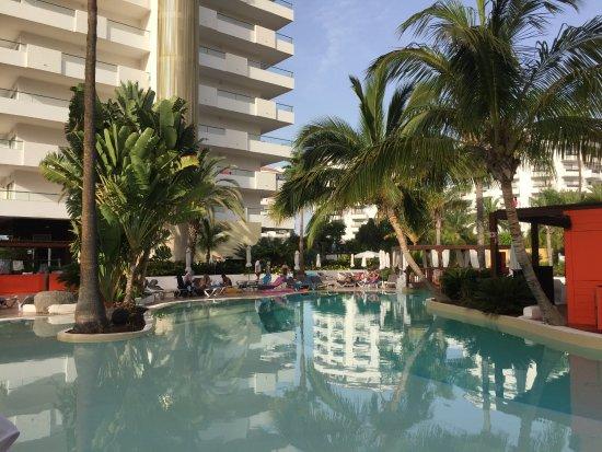 Gran Canaria Princess: Vue de la piscine