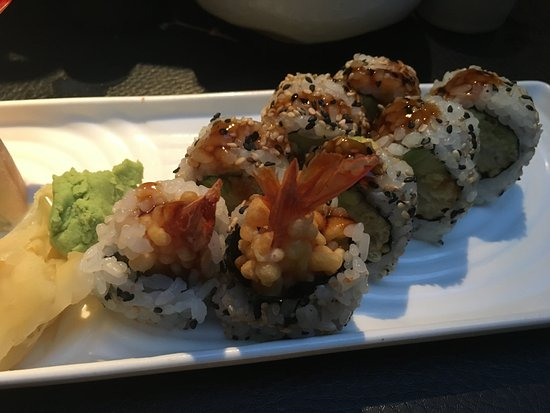 Sticks'N'Sushi Covent Garden: Sushi