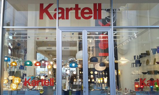 NEGOZIO KARTELL... - Picture of Scalo Milano Outlet & More ...