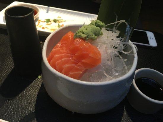 Sticks'N'Sushi Covent Garden: Sashimi