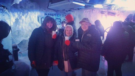 Xtracold Icebar Amsterdam: IMG_20171209_210749_567_large.jpg