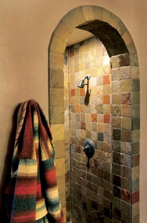 El Portal Sedona Hotel: The Grand Canyon Suite - Shower