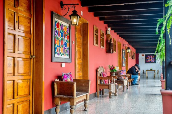 Hotel Panchoy Foto