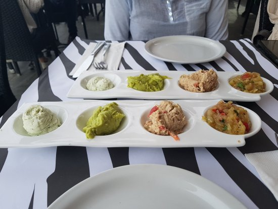 London Resto-cafe: Ensaladas