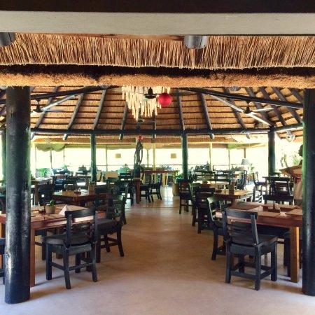 Sabi Sabi Bush Lodge: Restaurant
