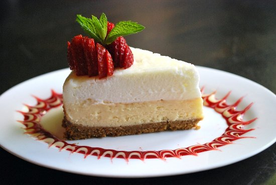 Fat's Asia Bistro - Folsom: Seasonal Cheese Cake
