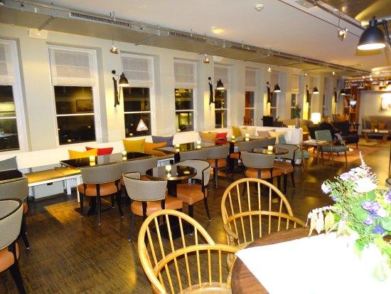 dining area henri hotel hamburg downtown tripadvisor. Black Bedroom Furniture Sets. Home Design Ideas