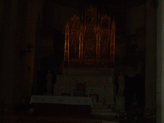 Duomo: interno chiesa