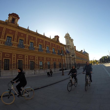 Sevilla Bike Tour: Fietstour 16 dec