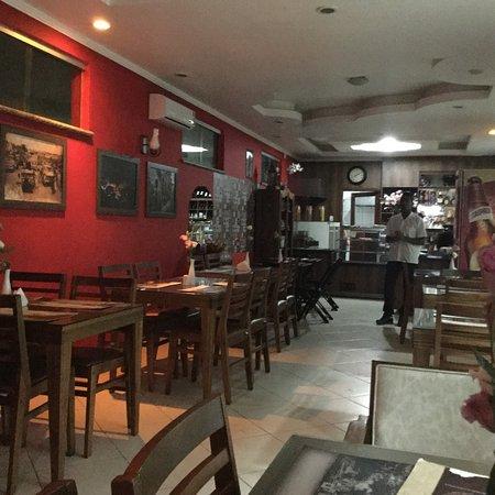 Jaguaquara, BA: Lugar aconchegante, com decoração bacana e um bom atendimento, com um excelente preço