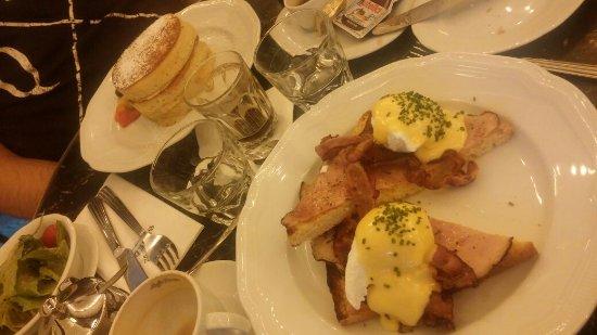 Max Brown Hotel Ku'damm: Unser Frühstück