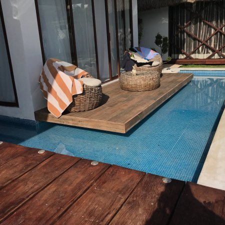 Cabanas luxury updated 2018 prices villa reviews for Hotel luxury villas bacalar