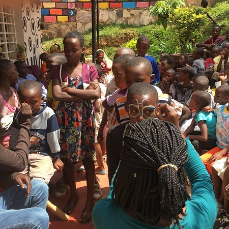 MAMA Rwanda Hostel Picture