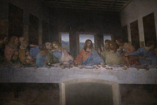 Santa Maria delle Grazie: Last Supper