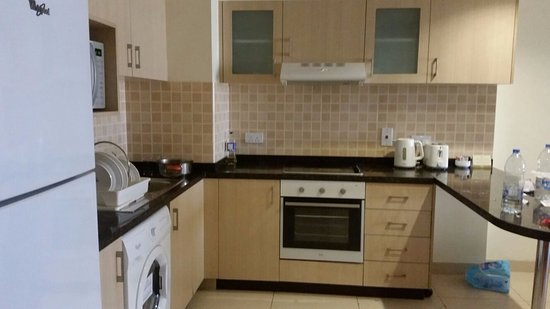 Ivory Grand Hotel Apartments: Self Catering Kitchen