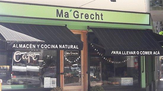 Ma'Grecht: El local