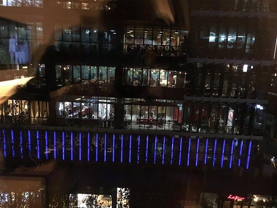 The Opposite House: Ansicht aus dem Fenster
