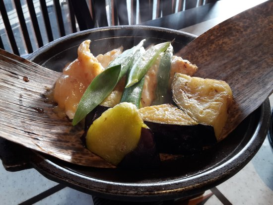 Musashi Japanese Cuisine - St Heliers: Snapper Bamboo