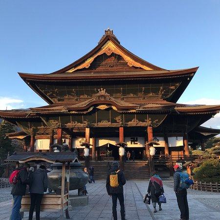 Zenjoji Temple