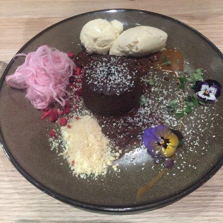 Tavolo: Belgium Chocolate Fondant