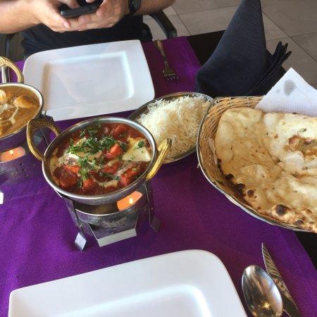 Bombay Babu La Tejita: Goûts incroyables