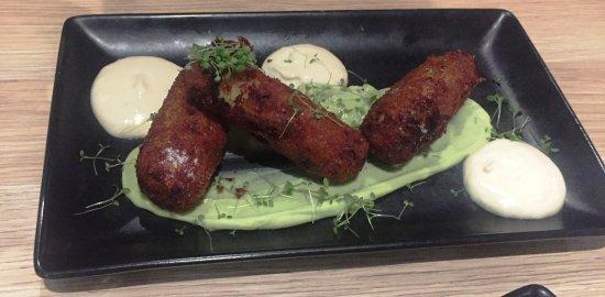 Tavolo: Ham Hock Croquettes