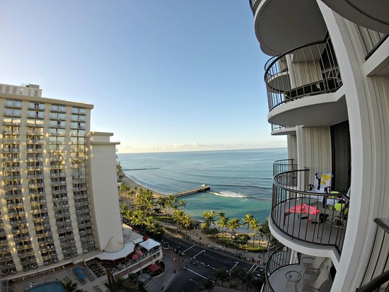 Waikiki Beach Marriott Resort & Spa: Rm 2257