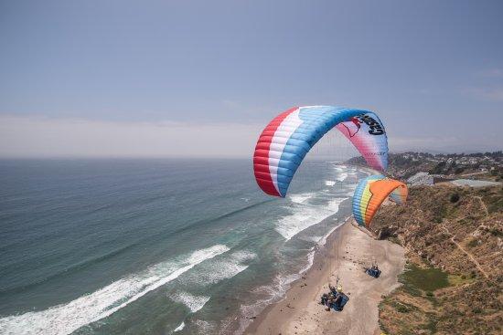 Puchuncavi, Chile: Vuelos turisticos - Turistic flights