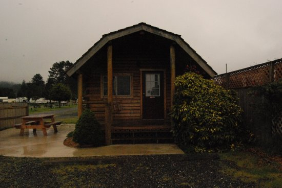 Deluxe cabin photo de redwood coast cabins rv resort Cabins eureka ca