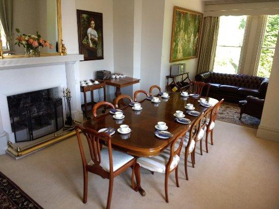 Amberley House: Breakfast room