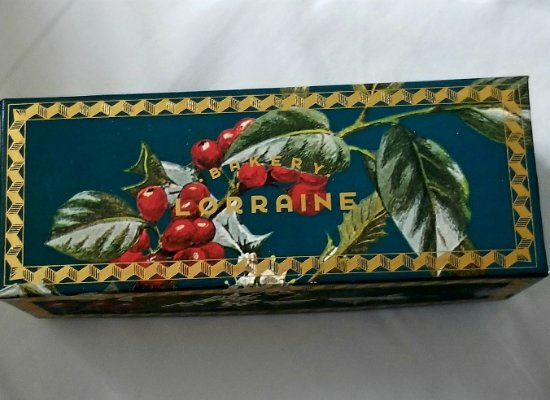 Bakery Lorraine: Beautifully packaged!