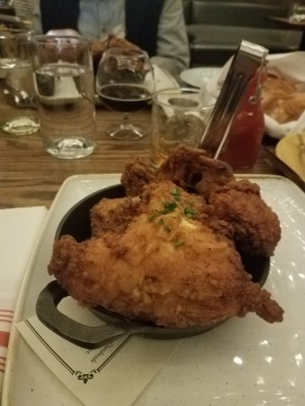 Yardbird Southern Table and Bar: Delicious Yum Chicken