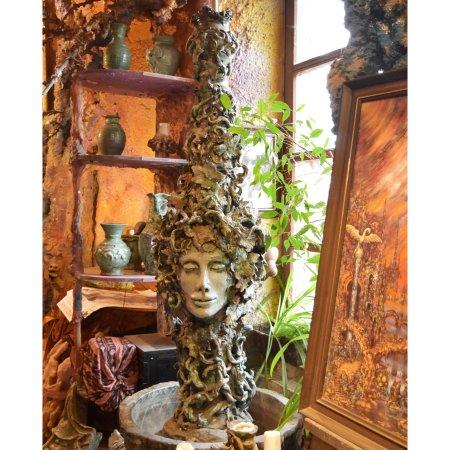 The Magical Cavern: Sculpture