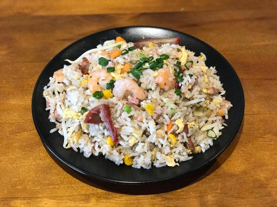 Dragon Bay Asian Fusion: Traditional Fried Rice