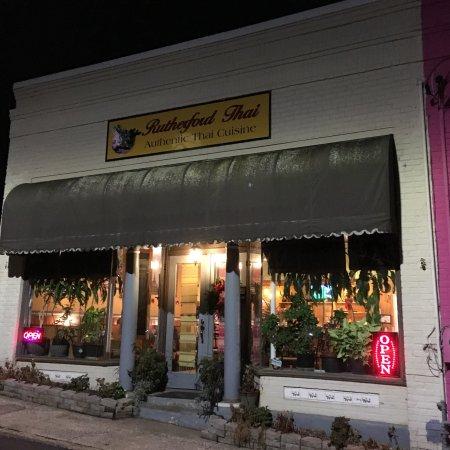 Thai Restaurant Rutherford