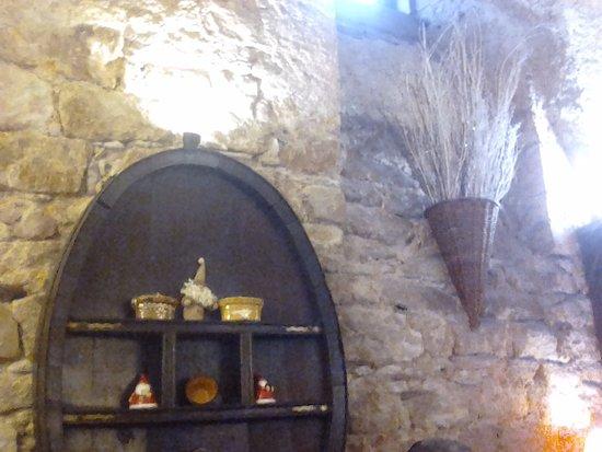 Restaurant Caveau Folie Marco: décors