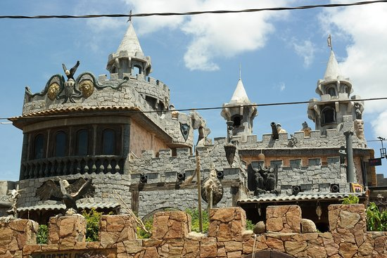 Castelo da Barra do Jucu: Castelo