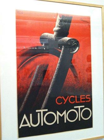 The Wolfsonian - Florida International University: Cycles Automoto