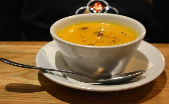 Foto De Brio Coastal Bar Kitchen Charlotte Butternut Squash Soup Tripadvisor