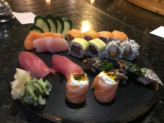 Sushi Yang: Nossos combinados