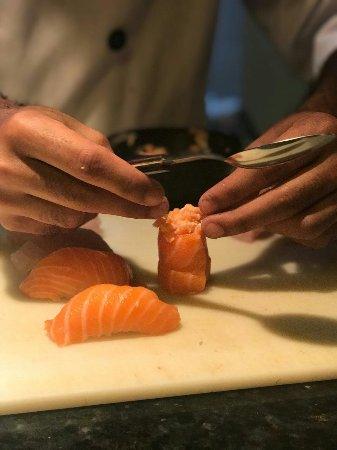 Sushi Yang Photo