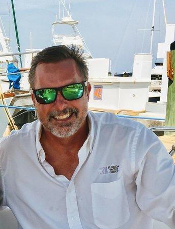 Sailing Adventures Miami: Your Captain