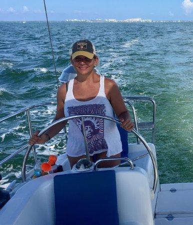 Sailing Adventures Miami: Having fun on biscayne bay