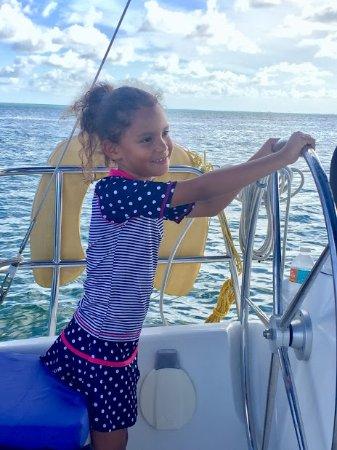 Sailing Adventures Miami: Little Captain