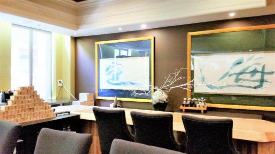 Gold Class Daruma: Restaurant