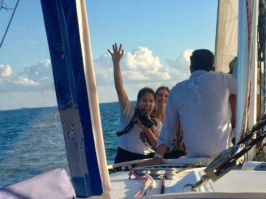 Sailing Adventures Miami: Sailing on Biscayne Bay