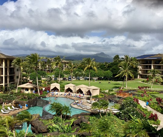 Koloa Kauai Sheraton In Hawaii: Picture Of Koloa Landing Resort At Poipu