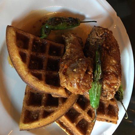 Local Feed: Chicken n Waffles