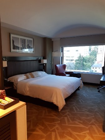 Hilton Bogota: 20171222_151318_large.jpg