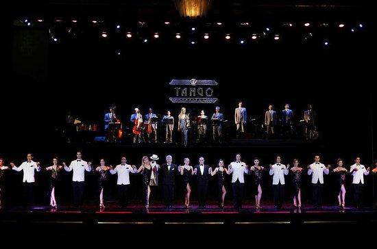 Tango Porteño Tango Show with Optional Dinner and Tango Class in...